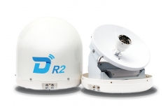 Ditel R2 Ku-band 28cm Marine satellite TV antenna
