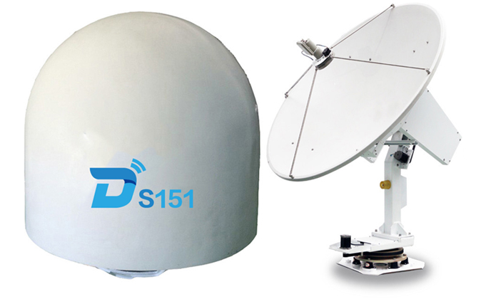 marine sat TV systems